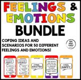 Feelings and Emotions Bundle - Coping