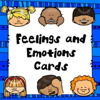 image regarding Free Printable Emotion Cards identify Inner thoughts and Feelings Playing cards