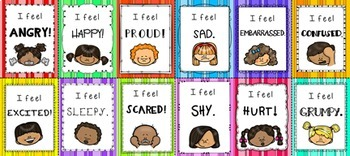 Image result for feelings cards