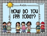 Feelings and Emotions Classroom Poster Set