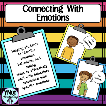 Feelings and Emotions: Connecting With Emotions
