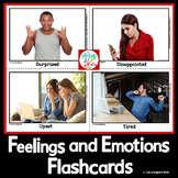 Feelings and Emotions Flashcards {Real Photos and No Prep}