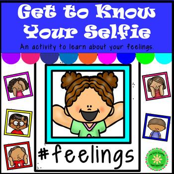 Feelings and Emotions Flipbook