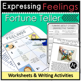 Feelings Fortune Teller: Speech and Language Therapy