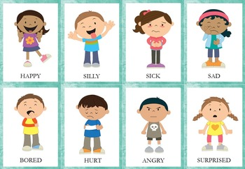 Feelings and Emotions – Fun Games and Activities {K, ESL, EFL}