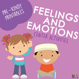 Feelings and Emotions Learning Pack