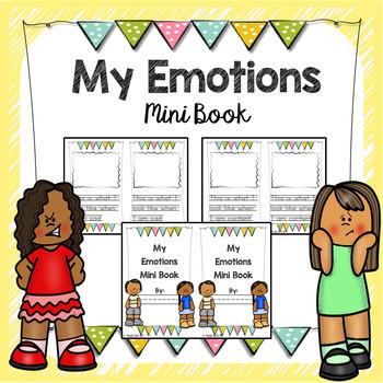 Feelings and Emotions Mini Book