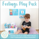 Feelings and Emotions Play Pack