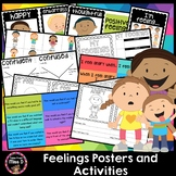Feelings and Emotions - Posters and Activities