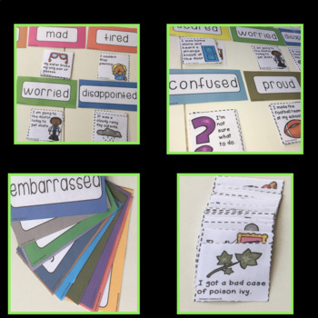 Feelings and Emotions Scenario Cards