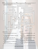 Feelings and Emotions Spanish Crossword Puzzle