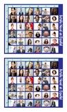 Feelings and Emotions Spanish Legal Size Photo Battleship Game