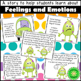 Feelings and Emotions Story  ‪(Emotional Regulation)