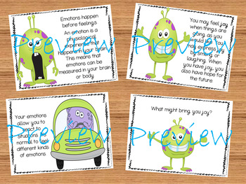 Feelings and Emotions Story  (Emotional Regulation)