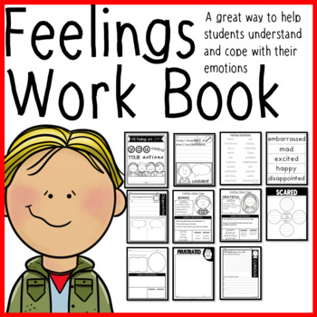 Feelings and Emotions Teaching Book