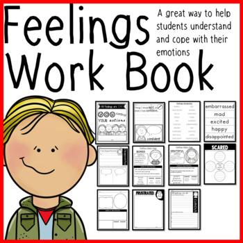 Feelings and Emotions Teaching Book