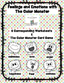 Feelings and Emotions (The Color Monster)