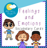 Set of Feelings and Emotions Cards