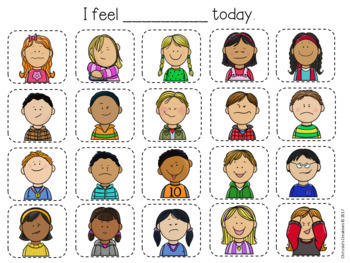 Feelings and Emotions ZONES interactives