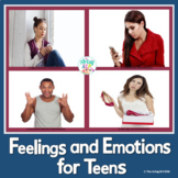 Teen Social Skills Feelings and Emotions {Real Photos}