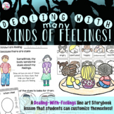 Feelings and Emotions free sampler
