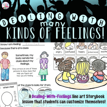 Feelings: Identifying Feelings, Emotions free