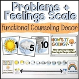 Feelings and Problems Scale for Functional Counseling Office Decor