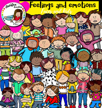 Feelings and emotions- 137 images