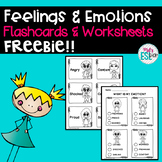 Feelings and emotions worksheets ESL - Sample version
