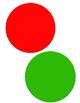 Impulse control: red light/green light game