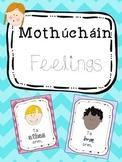Feelings as gaeilge - Mothúcháin