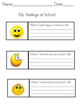 Feelings at school