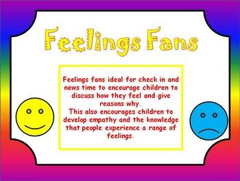 Feelings fans