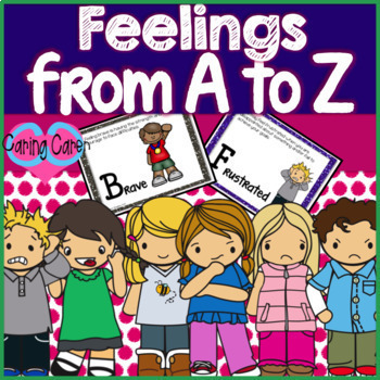 Feelings from A to Z!