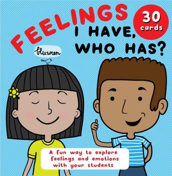 Feelings: 'I have...who has..?'