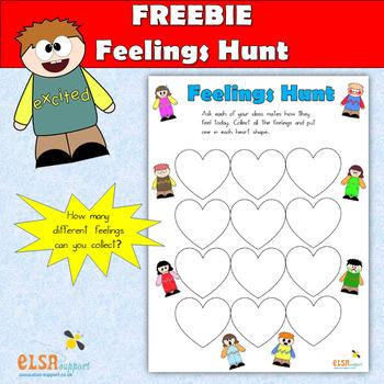 Feelings hunt