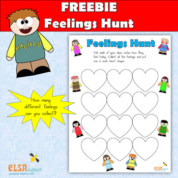 Feelings hunt