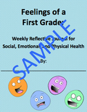 Feelings of a First Grader: Reflective Journal