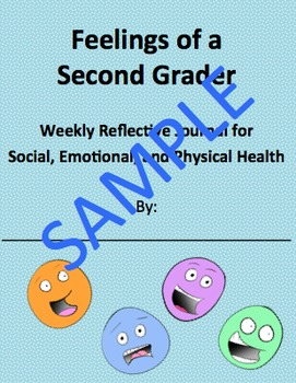 Feelings of a Second Grader: Reflective Journal
