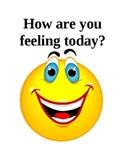Feelings social story