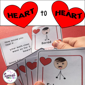 Emotions Game: Heart to Heart