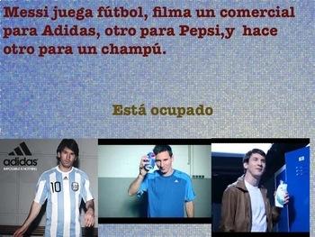 Feelings with Tener and Estar Futbol Edition