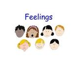 Feelings/Emotions stories