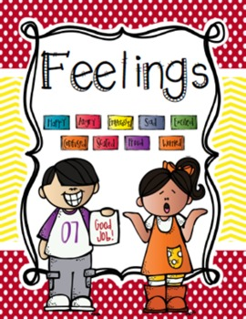 Feelings~Posters {Identify with Yourself or Characters in a Story}
