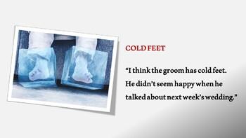 Feet Idioms PowerPoint