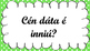 Feilíre- Irish Calendar