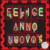 Felice Anno Nuovo Culture Banner