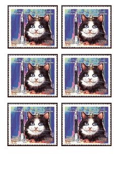Félicette (The First Cat in Space) Handout