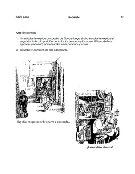 Las Meninas / Felipe II: 2 thematic units - Favorites - SP Intermediate 2
