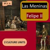 Velázquez: Las Meninas (1), Felipe II (2) - Favorites - SP